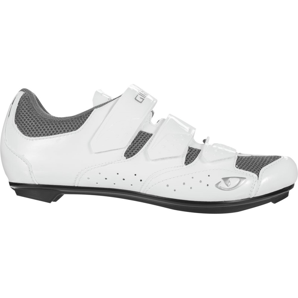 ジロ レディース 自転車 シューズ・靴【Techne Shoe】White/Silver
