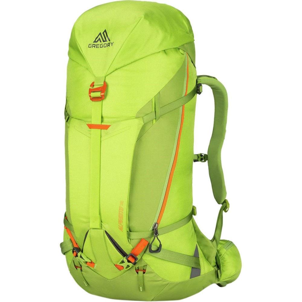 グレゴリー メンズ バッグ バックパック・リュック Lichen Green 【サイズ交換無料】 グレゴリー メンズ バッグ バックパック・リュック【Alpinisto 35L Backpack】Lichen Green