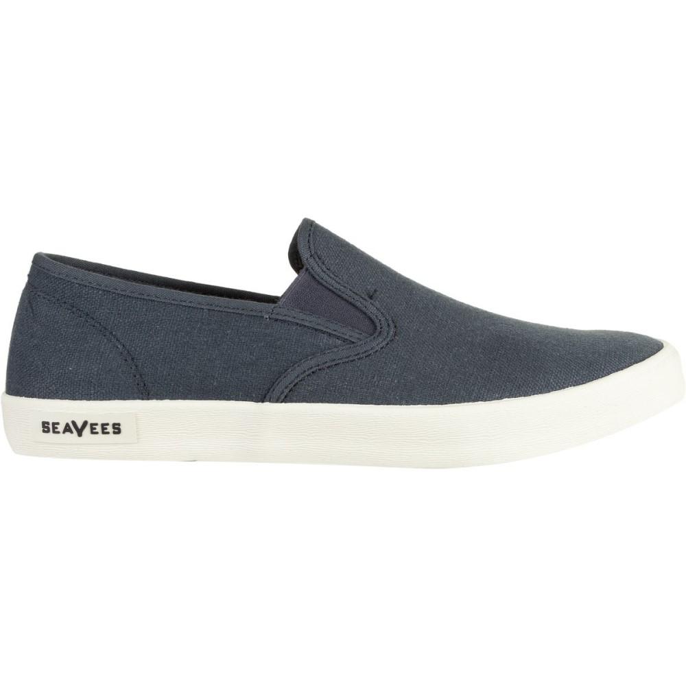 シービーズ メンズ シューズ・靴 スリッポン・フラット【Baja Slip On Standard Shoes】Slate Navy