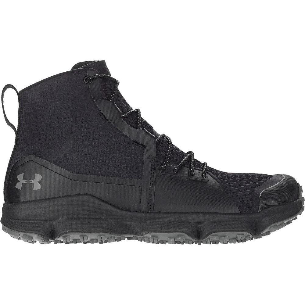 アンダーアーマー メンズ ハイキング・登山 シューズ・靴【Speedfit 2.0 Hiking Boots】Black/Graphite/Black