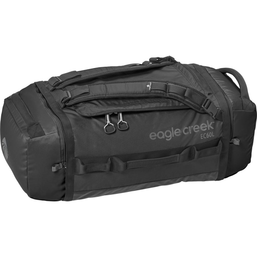 エーグルクリーク レディース バッグ ボストンバッグ・ダッフルバッグ【Cargo Hauler 60L Duffel】Black