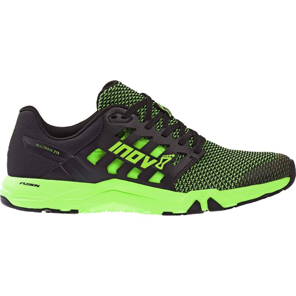 イノヴェイト メンズ ランニング・ウォーキング シューズ・靴【AllTrain 215 Knits】Green/Black