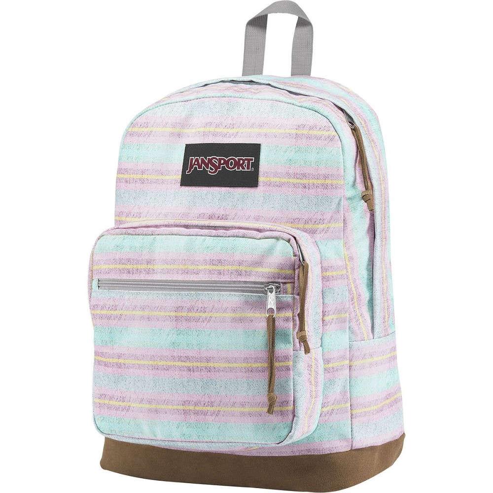 ジャンスポーツ レディース バッグ バックパック・リュック【Right Pack Expressions 31L Backpack】Beach Stripe