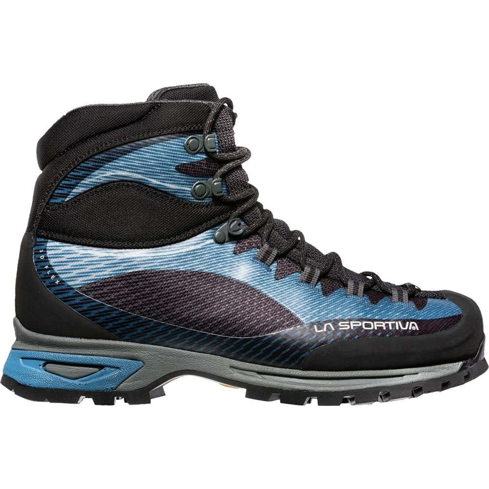 ラスポルティバ メンズ ハイキング・登山 シューズ・靴【Trango TRK GTX Boots】Blue/Carbon