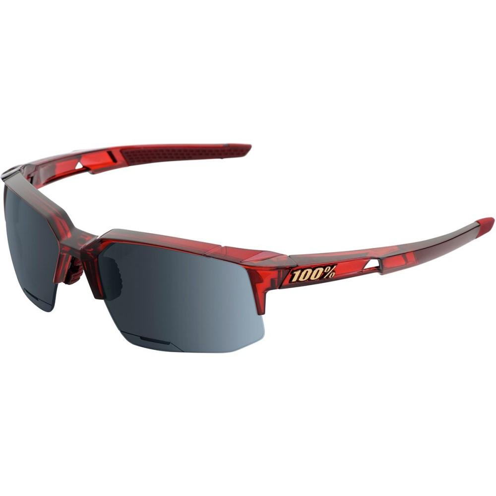 ヒャクパーセント レディース スポーツサングラス【Speedcoupe Sunglasses】Cherry Palace (With) Black Mirror Lens