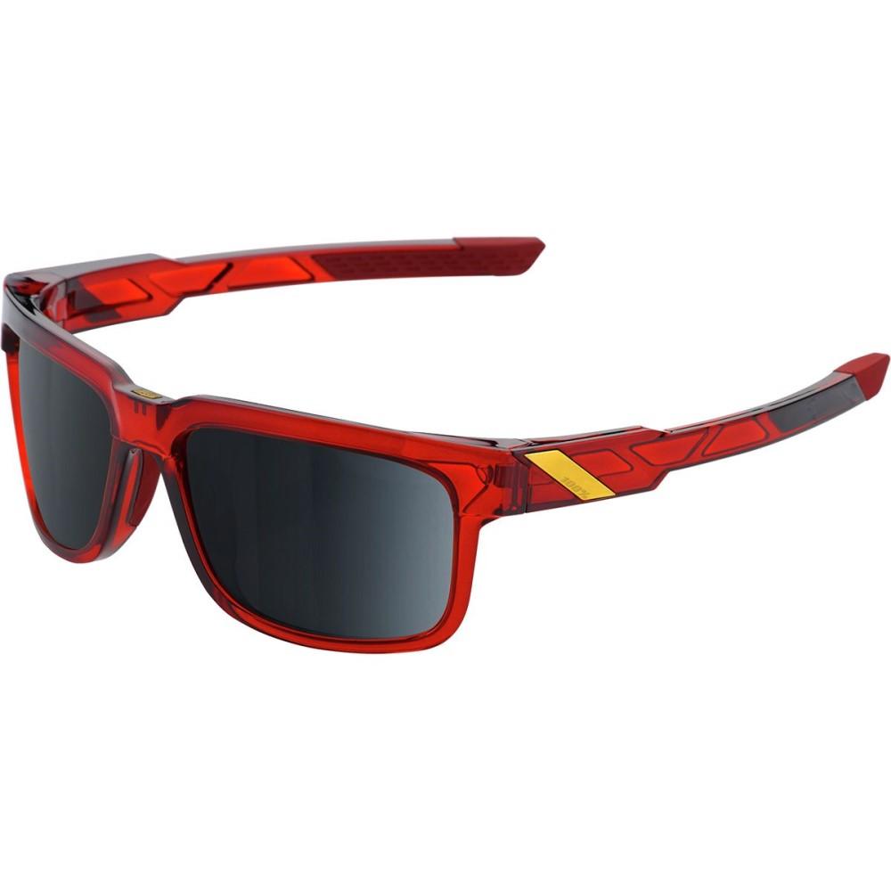 ヒャクパーセント レディース スポーツサングラス【Type - S Sunglasses】Cherry Palace W/ Black Mirror Lens