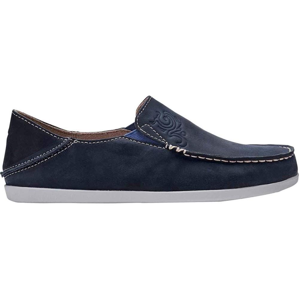 オルカイ レディース シューズ・靴【Nohea Nubuck Shoe】Vintage Indigo/Pale Grey