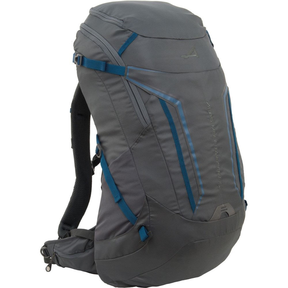 アルプスマンテイナーリング メンズ バッグ バックパック・リュック【Baja 40L Backpack】Charcaol/Deep Sea