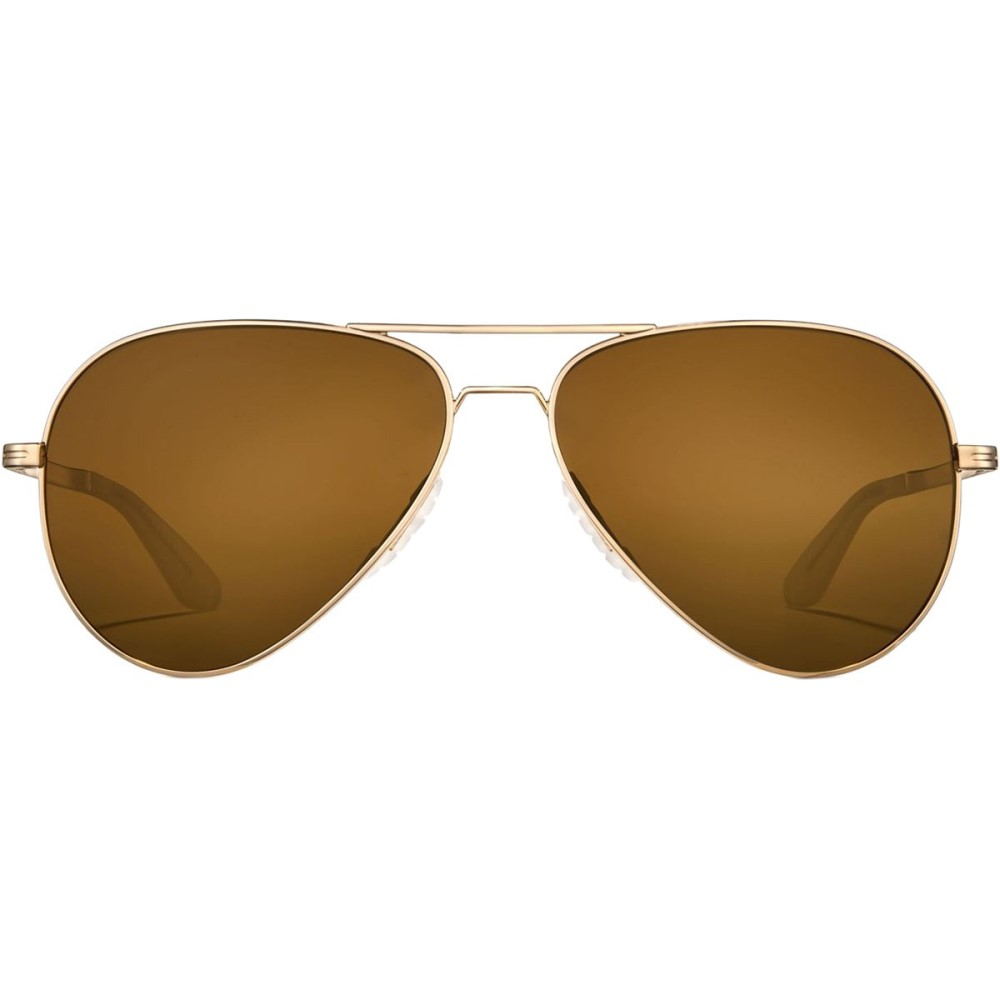 ロカ レディース スポーツサングラス【Phantom Alloy 57 Sunglasses - Polarized】Gold/Bronze