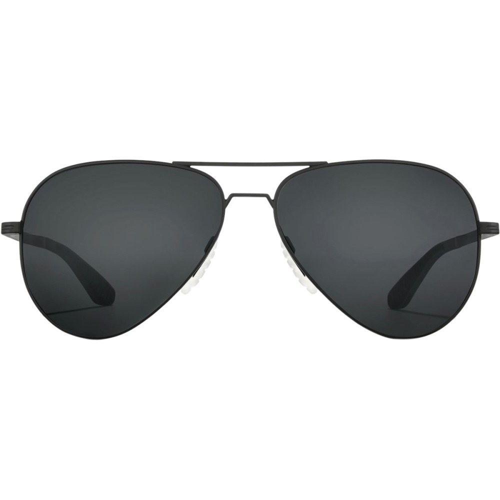 ロカ レディース スポーツサングラス【Phantom Alloy 57 Sunglasses - Polarized】Matte Black/Dark Carbon