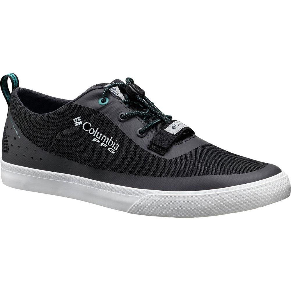 コロンビア メンズ シューズ・靴 ウォーターシューズ【Dorado CVO PFG Shoes】Black/Emerald Sea