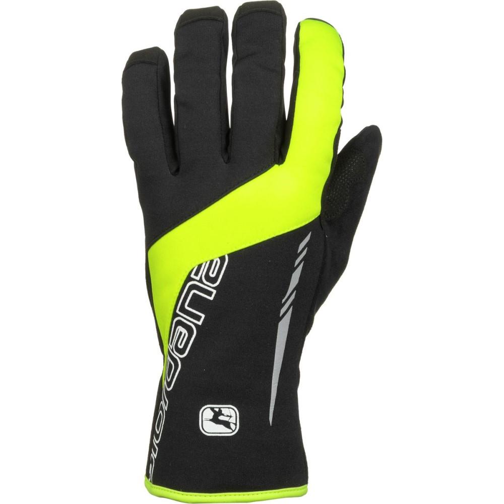 ジョルダーノ メンズ 自転車 グローブ【AV 300 Winter Glove】Fluo Yellow/Black