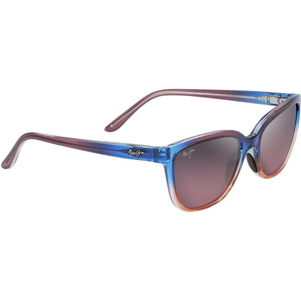 マウイジム レディース スポーツサングラス【Honi Polarized Sunglasses】Sunset
