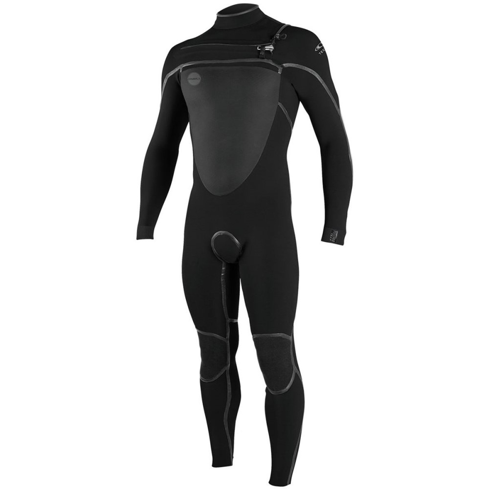 オニール メンズ 水着・ビーチウェア ウェットスーツ【Psycho Tech Fuze 3/2 FSW Full Wetsuits】Black/Black