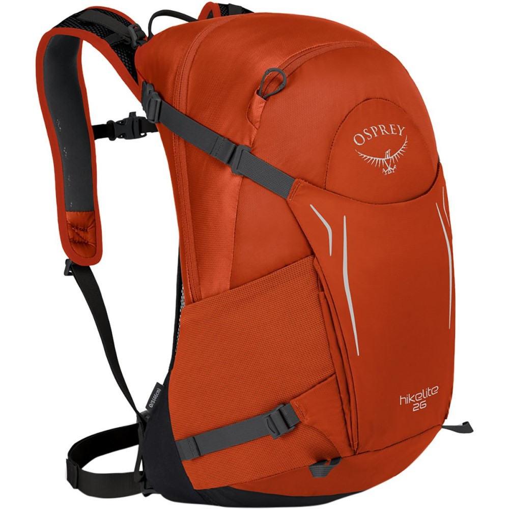 オスプレー メンズ バッグ バックパック・リュック【Hikelite 26 Backpack】Kumquat Orange