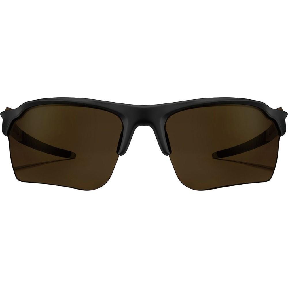 ロカ レディース スポーツサングラス【APEX TL - 1 Sunglasses Polarized】Matte Black/Dark Bronze