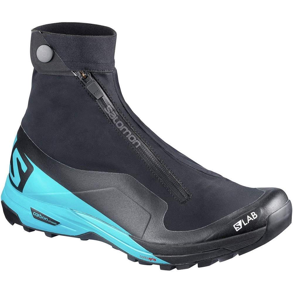 サロモン メンズ ランニング・ウォーキング シューズ・靴【S - Lab XA Alpine 2 Trail Running Shoe】Black/Transcend Blue/Racing Red