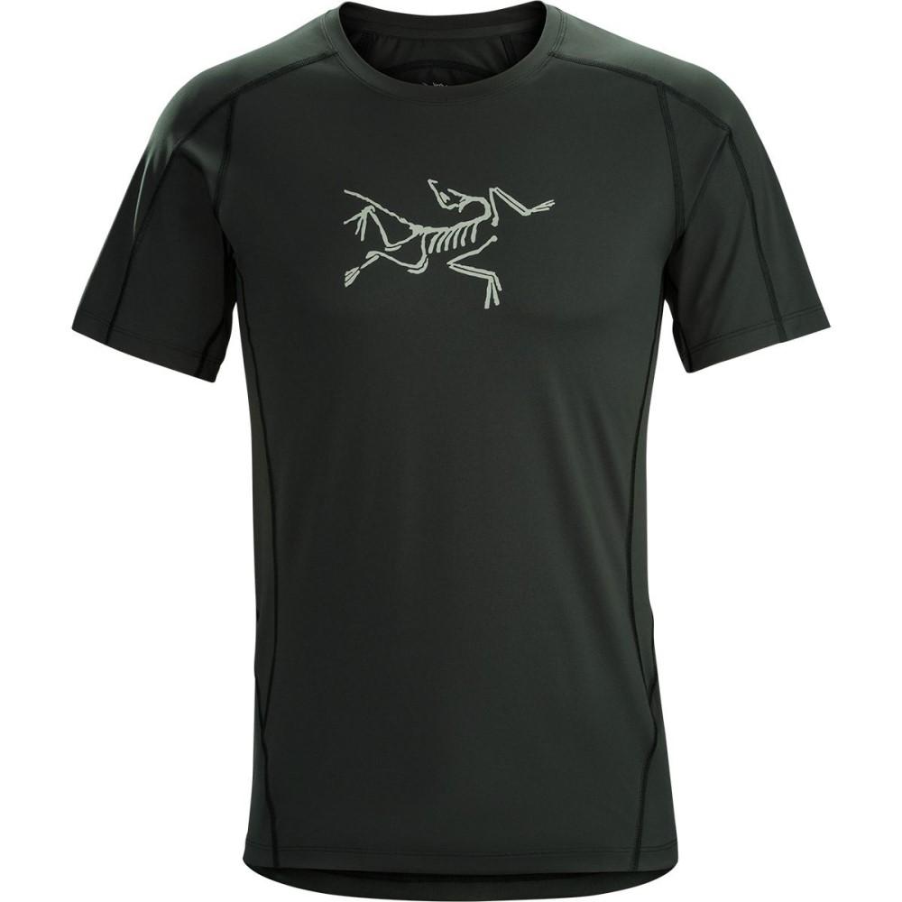 アークテリクス メンズ トップス Tシャツ【Phasic Evolution Crew Shirts】Zevan
