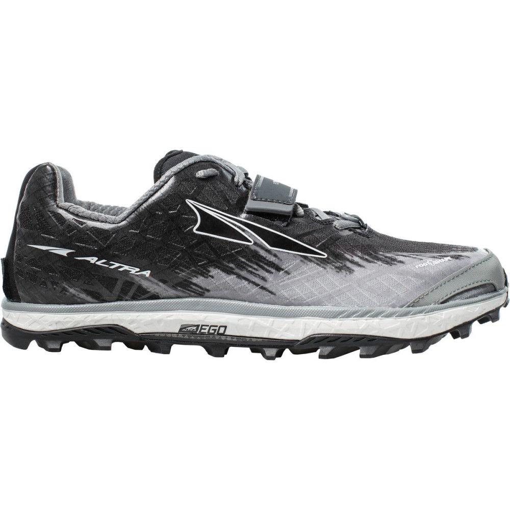 アルトラ レディース ランニング・ウォーキング シューズ・靴【King MT 1.5 Trail Running Shoe】Black