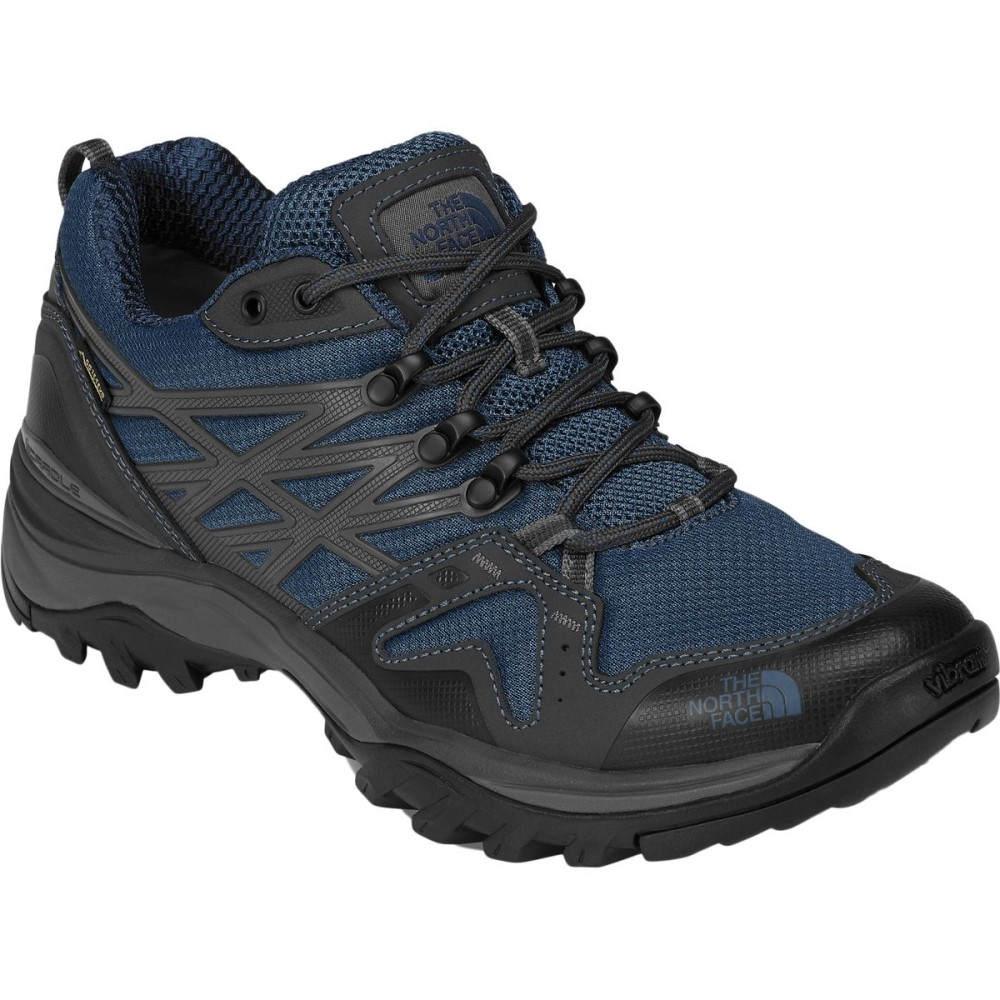 ザ ノースフェイス メンズ ハイキング・登山 シューズ・靴【Hedgehog Fastpack GTX Hiking Shoes】Shady Blue/Dark Shadow Grey