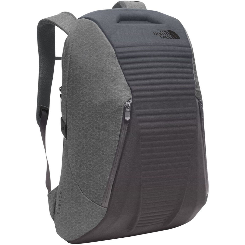 ザ ノースフェイス レディース バッグ【Access 22L Bag】Tnf Medium Grey Heather (std)/Hydro Green