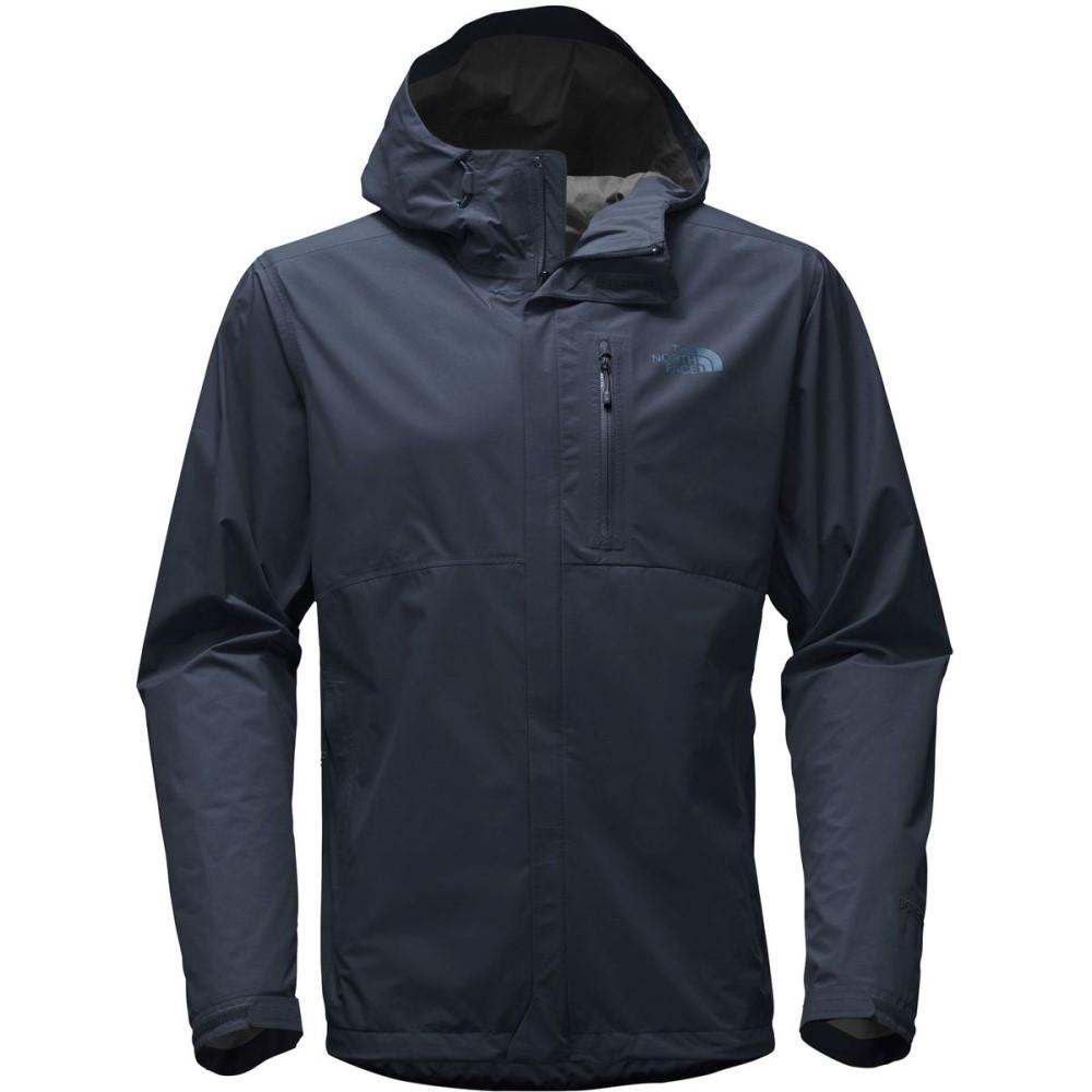 ザ ノースフェイス メンズ アウター レインコート【Dryzzle Hooded Jackets】Urban Navy