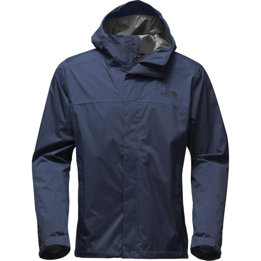 ザ ノースフェイス メンズ アウター レインコート【Venture 2 Hooded Jackets】Shady Blue/Shady Blue