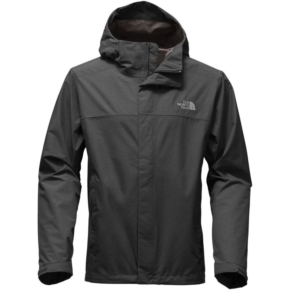 ザ ノースフェイス メンズ アウター レインコート【Venture 2 Hooded Jackets】Tnf Dark Grey Heather/Tnf Dark Grey Heather