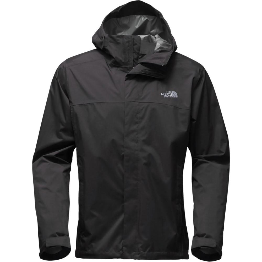 ザ ノースフェイス メンズ アウター レインコート【Venture 2 Hooded Jackets】Tnf Black/Tnf Black