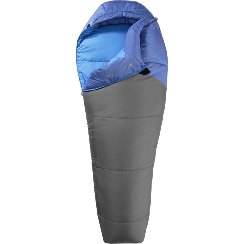 ザ ノースフェイス レディース ハイキング・登山【Aleutian Sleeping Bag: 20 Degree Synthetic】Coastal Fjord Blue/Zinc Grey