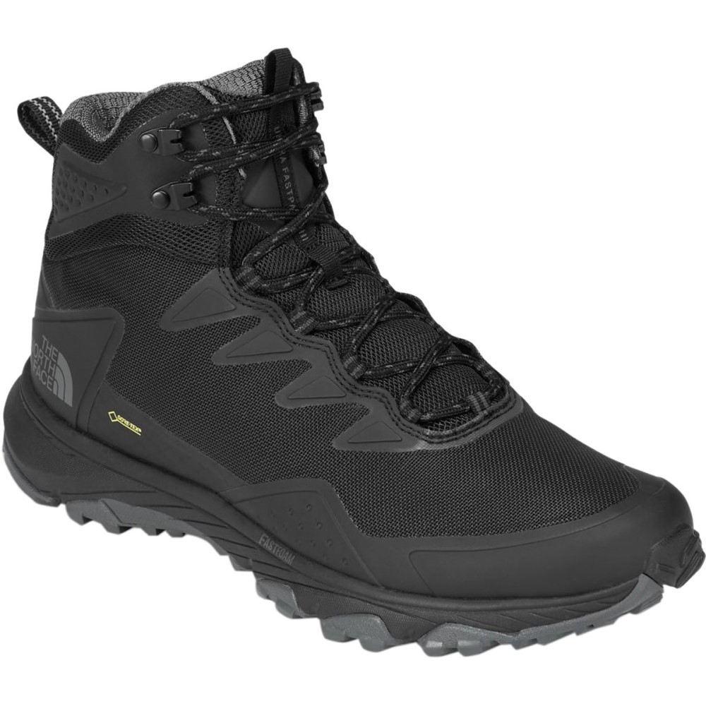 ザ ノースフェイス メンズ ハイキング・登山 シューズ・靴【Ultra Fastpack II Mid GTX Hiking Boots】Tnf Black/Tnf Black