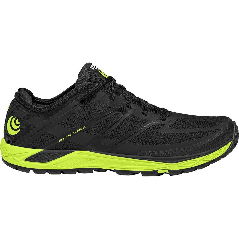 【格安SALEスタート】 トポ アスレチック メンズ アスレチック ランニング・ウォーキング シューズ・靴 2【Runventure 2 Trail Trail Running Shoes】Black/Green, サセボシ:f90c05b7 --- nba23.xyz
