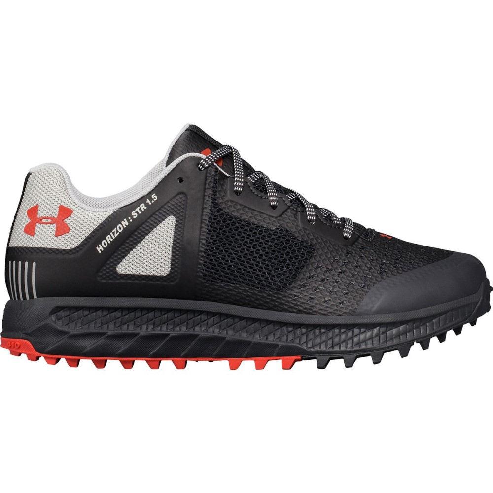 独創的 アンダーアーマー レディース ハイキング・登山 シューズ・靴【Horizon Hiking STR STR 1.5 レディース Hiking Shoe】Anthracite/Elemental/Sultry, やかんケトルの専門店 やかん屋:a801eacf --- clftranspo.dominiotemporario.com