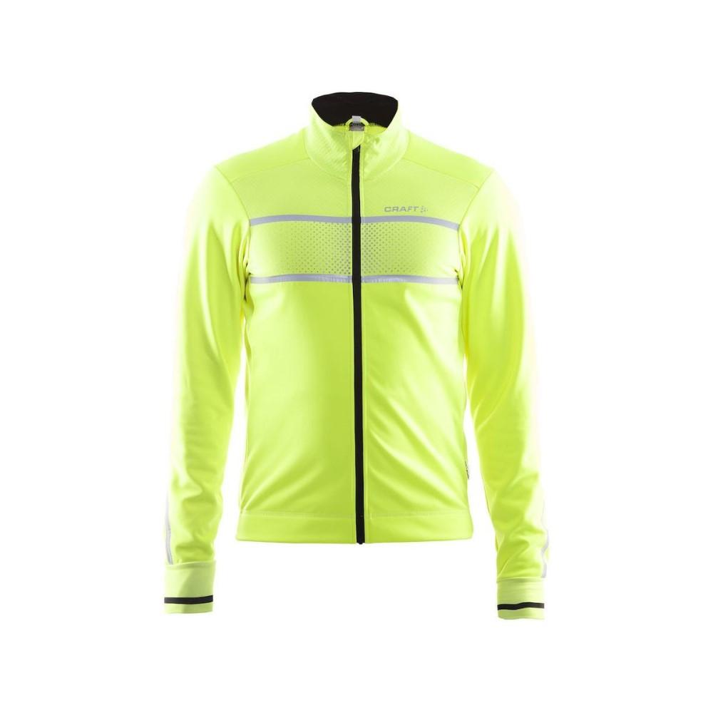 クラフト メンズ 自転車 アウター【Glow Jackets】Flumino/Black