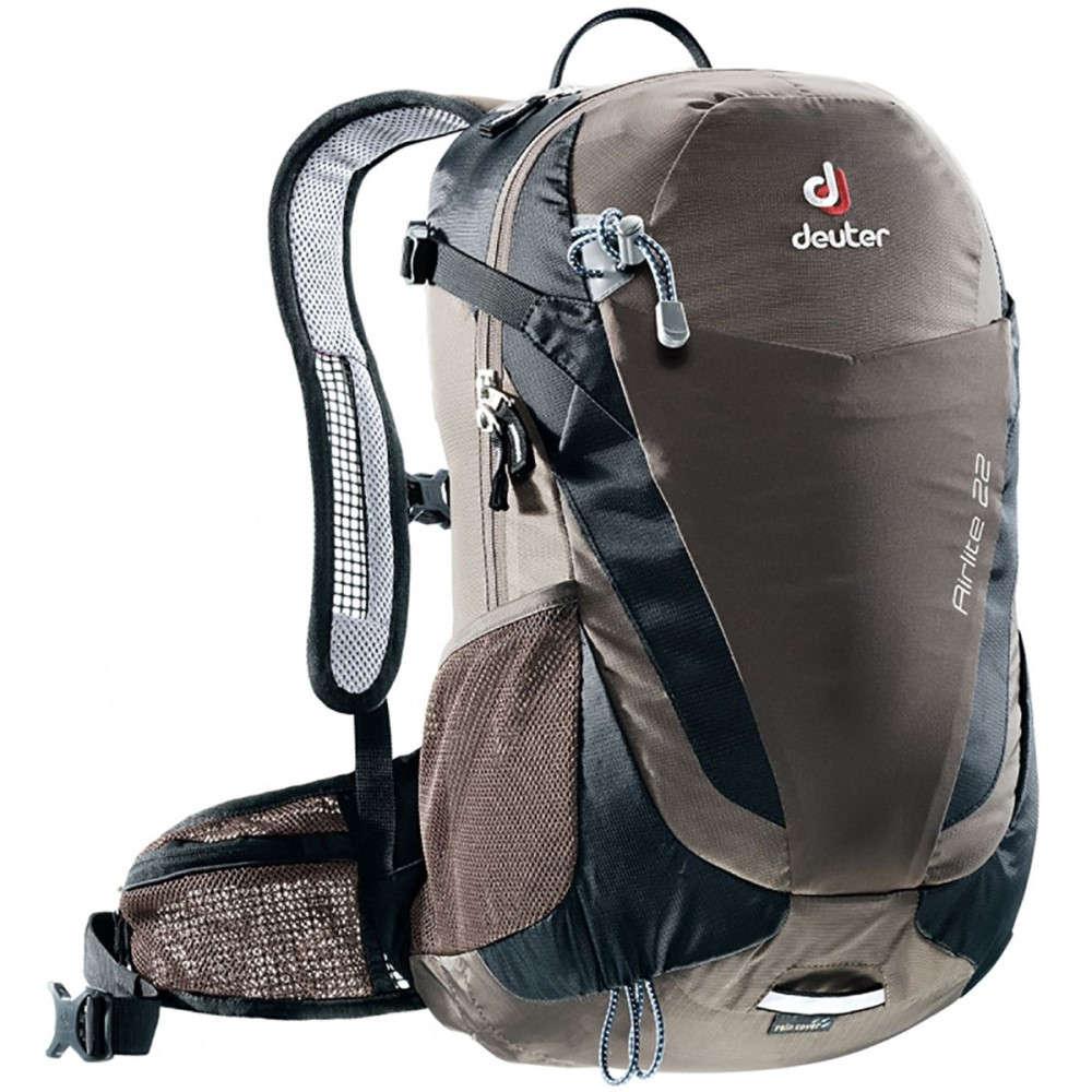 ドイター メンズ バッグ バックパック・リュック【Airlite 22L Backpack】Stone-Black