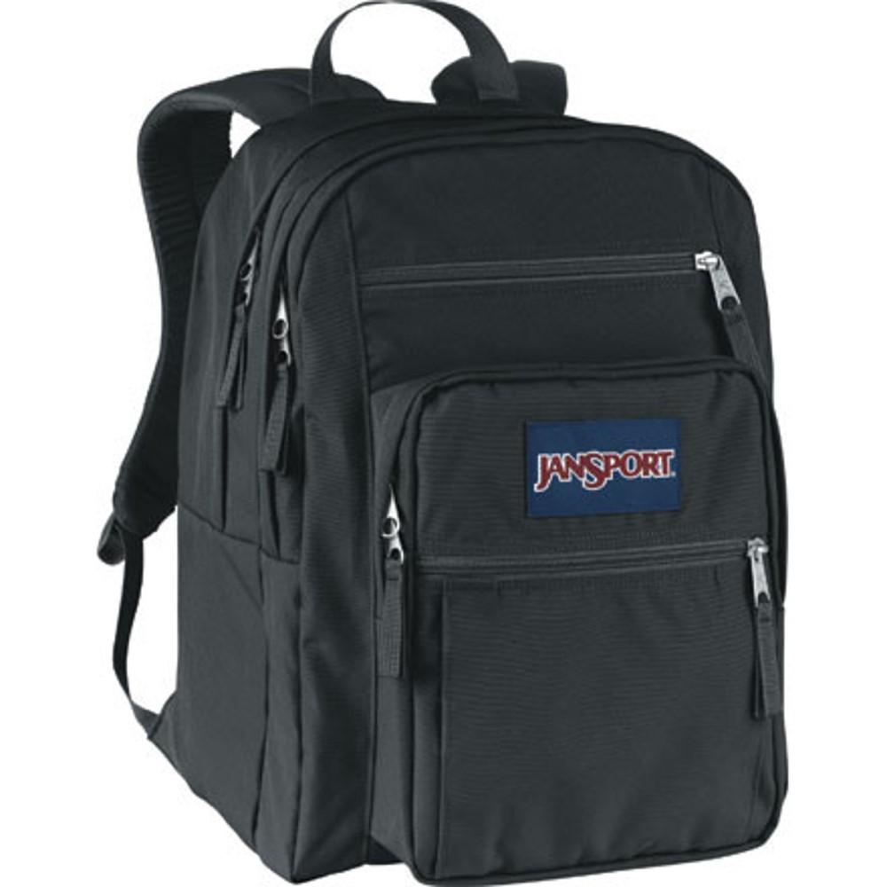 ジャンスポーツ レディース バッグ バックパック・リュック【Big Student 34L Backpack】Black