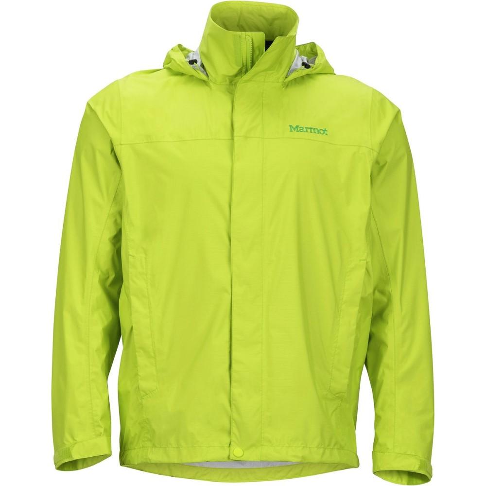 マーモット メンズ アウター レインコート【PreCip Jackets】Bright Lime