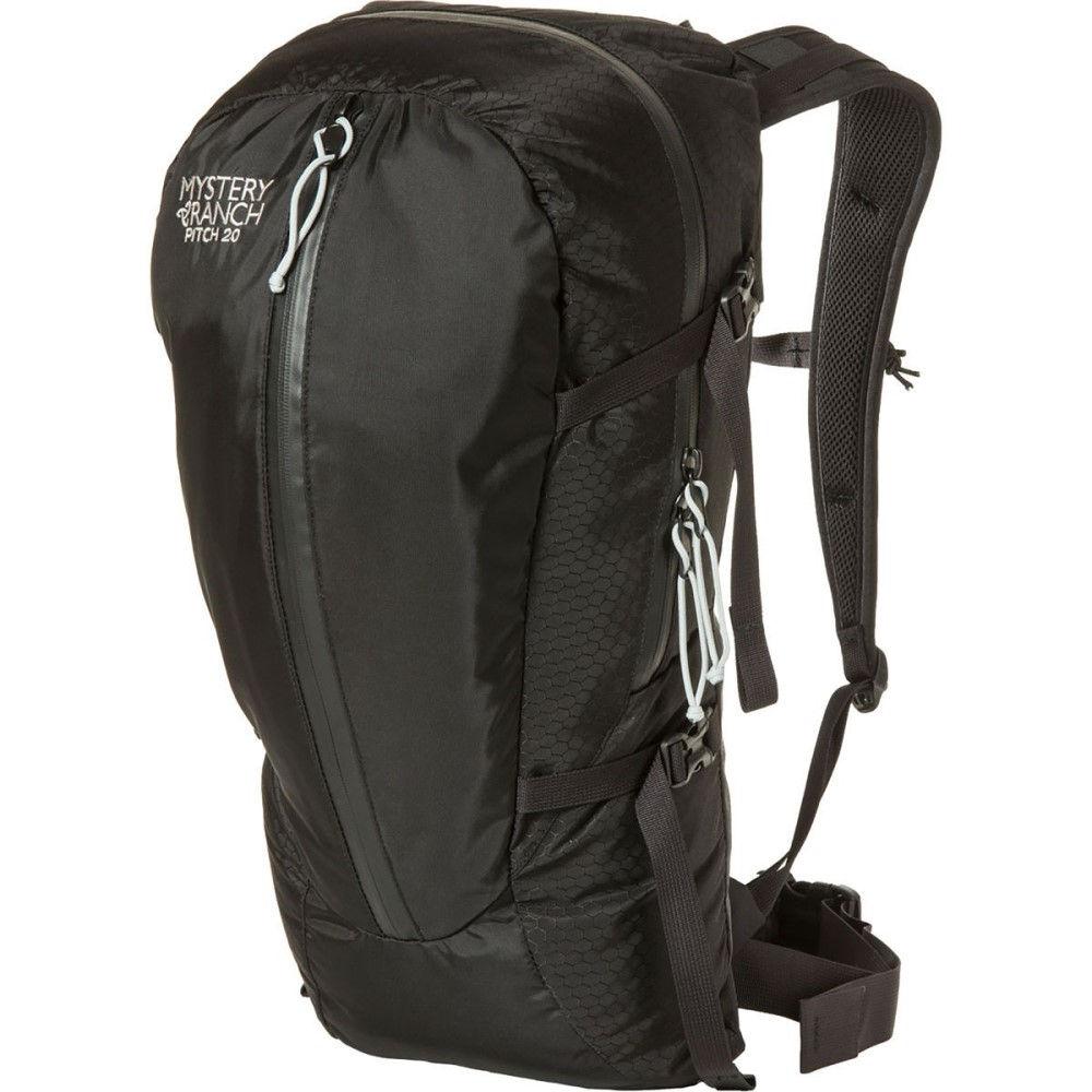 ミステリーランチ メンズ バッグ バックパック・リュック【Pitch 20L Backpack】Black