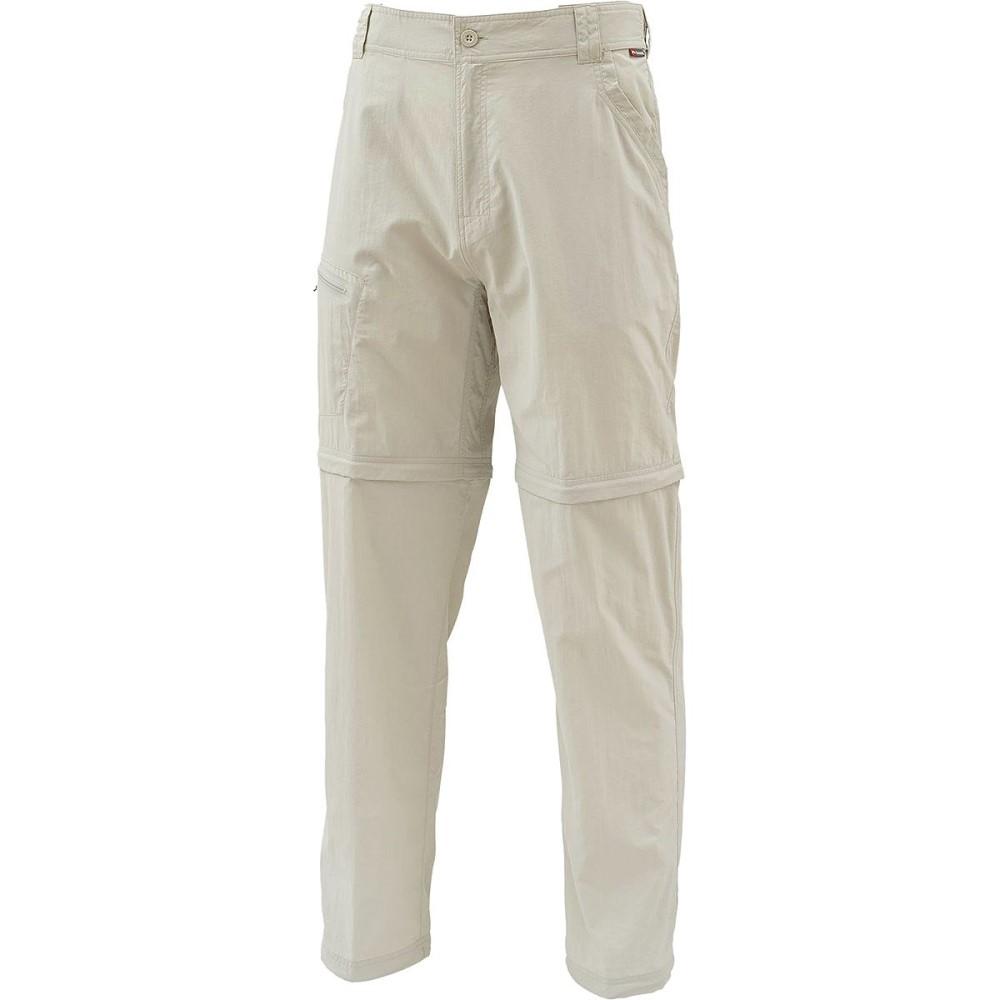 シムズ メンズ ボトムス・パンツ【Superlight Zip - Off Pants】Oyster