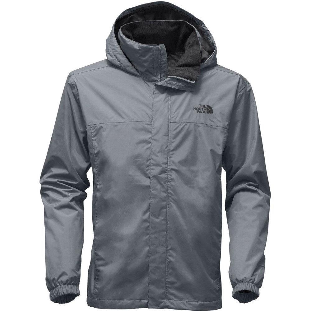 ザ ノースフェイス メンズ アウター レインコート【Resolve 2 Hooded Jackets】Mid Grey/Mid Grey