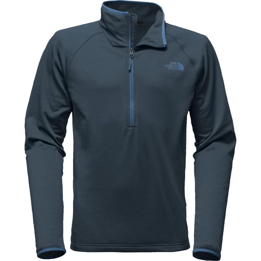 ザ ノースフェイス メンズ トップス フリース【Borod 1/4 - Zip Fleece Jackets】Urban Navy