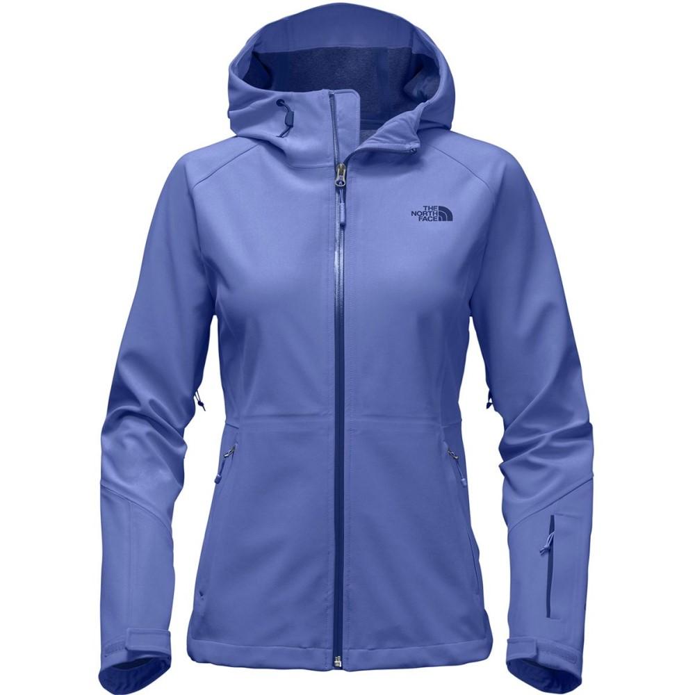 ザ ノースフェイス レディース アウター レインコート【Apex Flex GTX Hooded Jacket】Stellar Blue