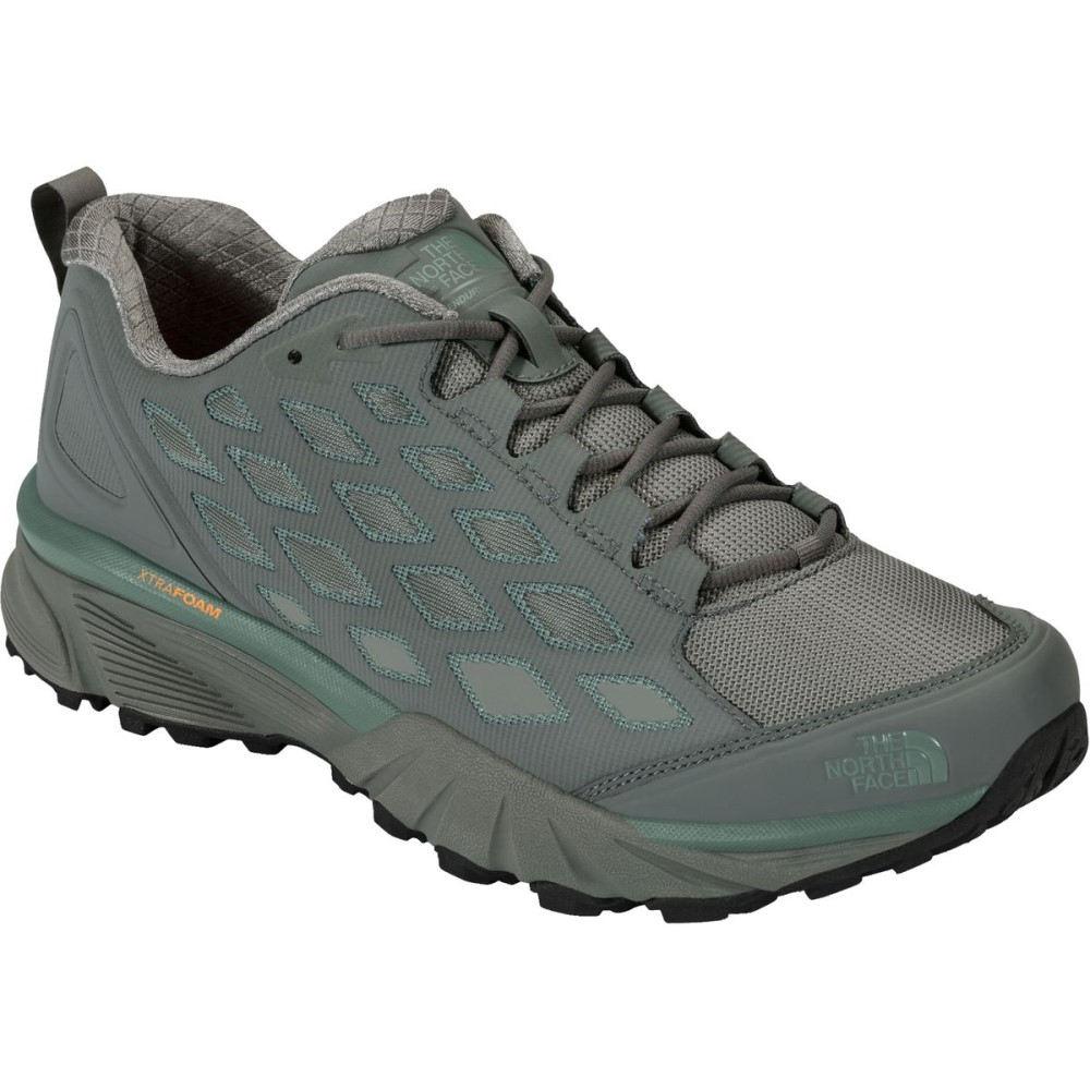 ザ ノースフェイス レディース ハイキング・登山 シューズ・靴【Endurus Hike Hiking Shoe】Sedona Sage Grey/Trellis Green