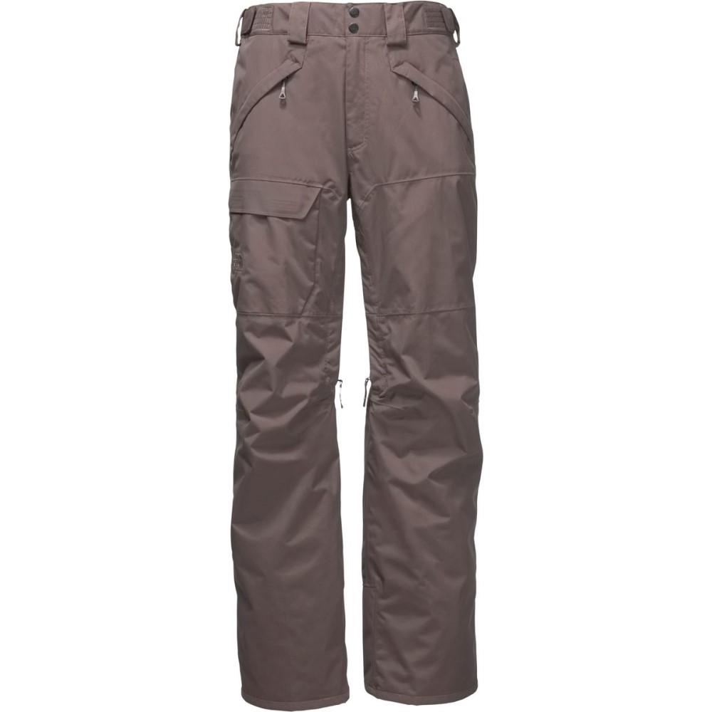 ザ ノースフェイス メンズ スキー・スノーボード ボトムス・パンツ【Freedom Insulated Pants】Falcon Brown