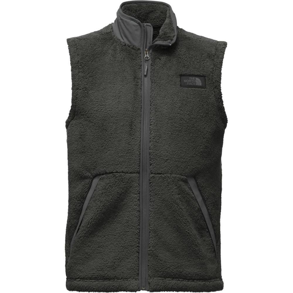 ザ ノースフェイス メンズ トップス ベスト・ジレ【Campshire Fleece Vests】Asphalt Grey