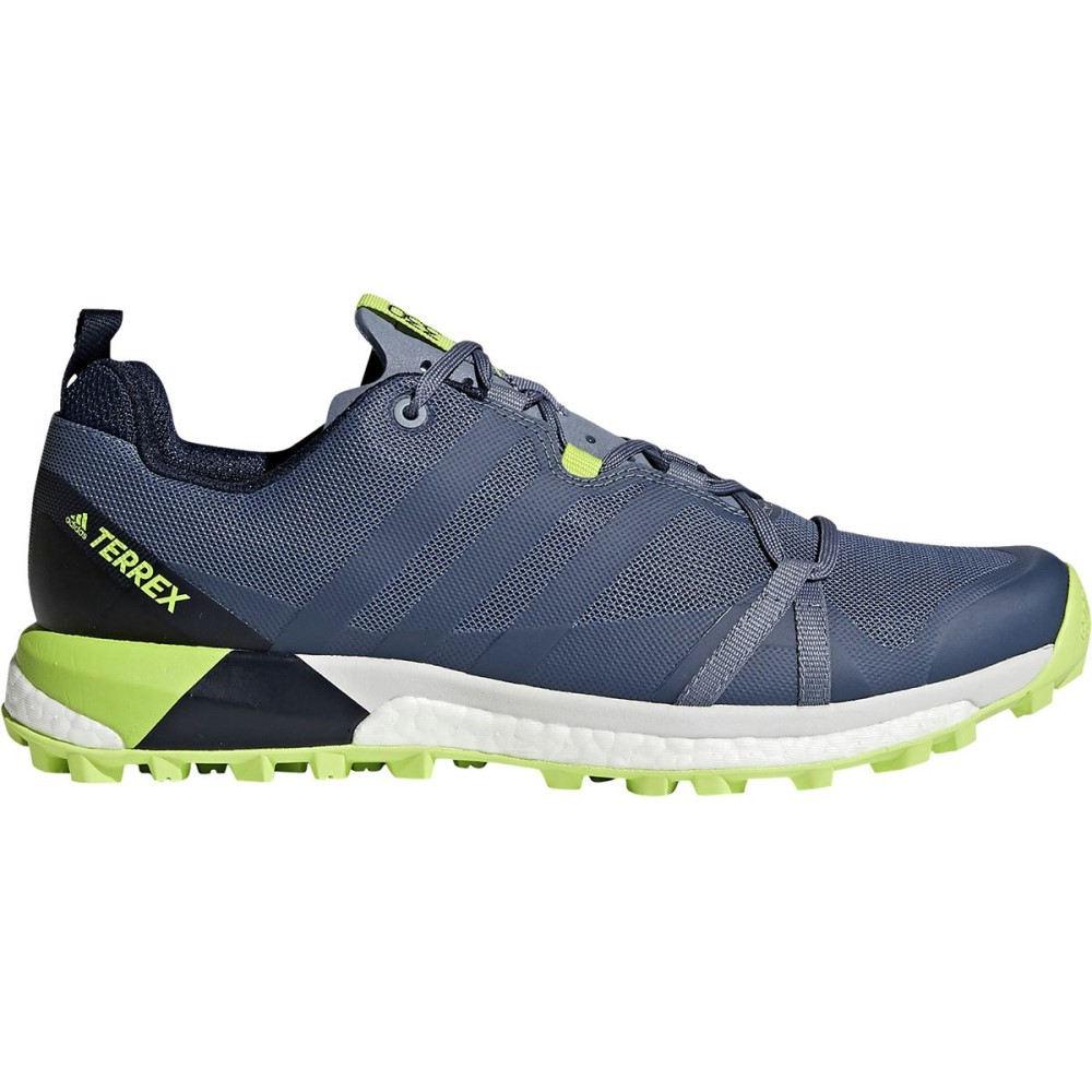 アディダス メンズ ランニング・ウォーキング シューズ・靴【Terrex Agravic Shoes】Raw Steel/Raw Steel/Collegiate Navy