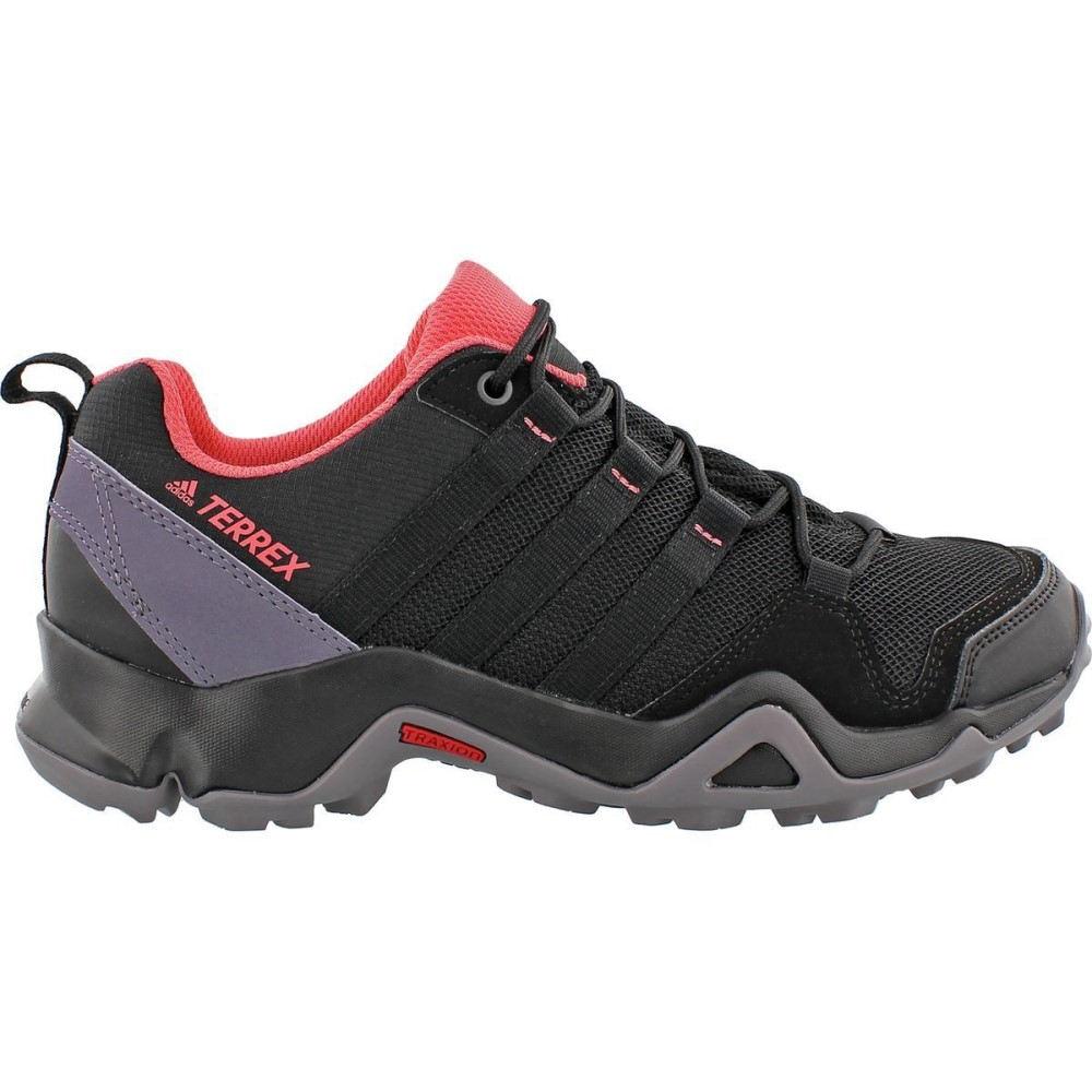 アディダス レディース ハイキング・登山 シューズ・靴【Terrex AX2R Hiking Shoe】Black/Black/Tactile Pink