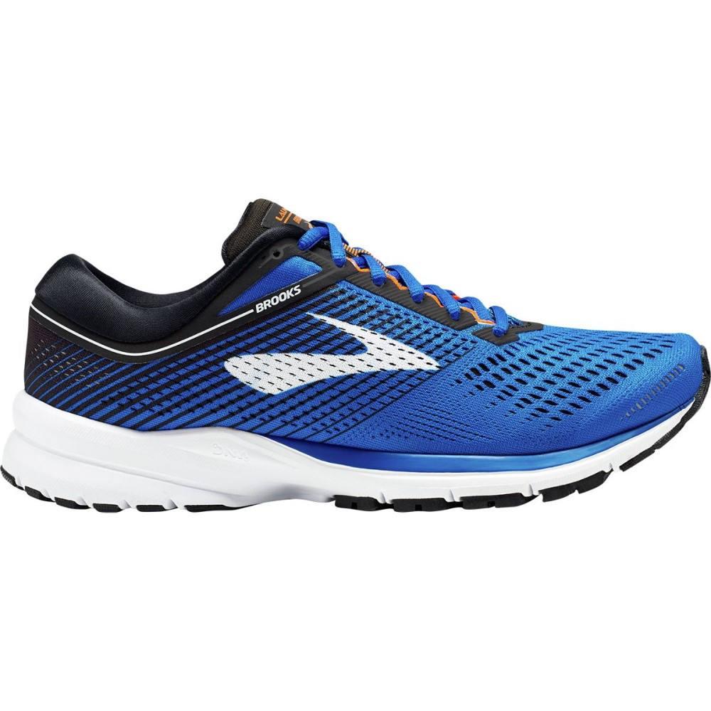 ブルックス メンズ ランニング・ウォーキング シューズ・靴【Launch 5 Running Shoes】Blue-Black-Orange