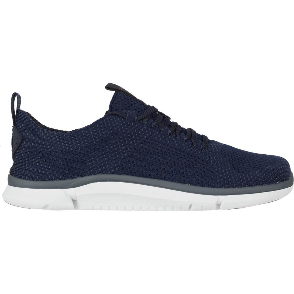 クラークス メンズ ランニング・ウォーキング シューズ・靴【Triken Run Shoes】Navy Combi