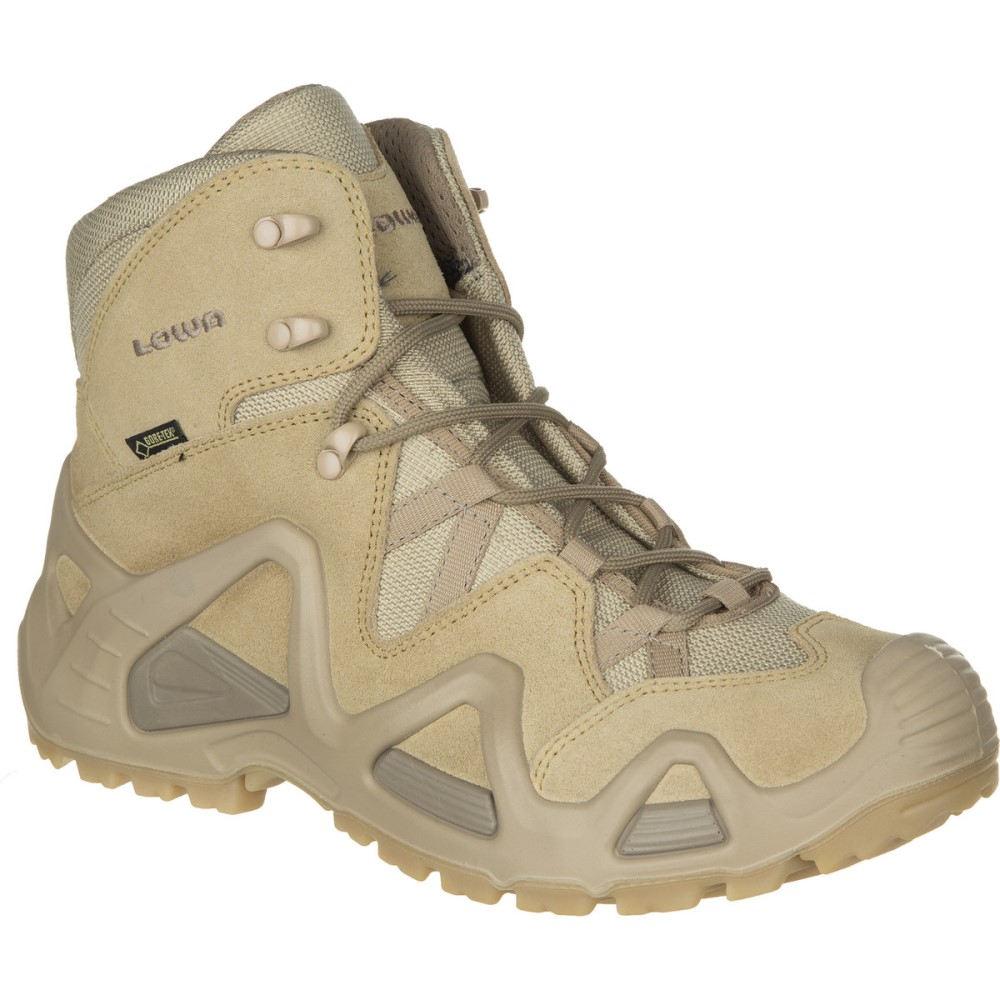 ロワ メンズ ハイキング・登山 シューズ・靴【Zephyr GTX Mid TF Hiking Boots】Desert